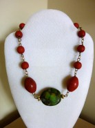 Red Turquoise Gold