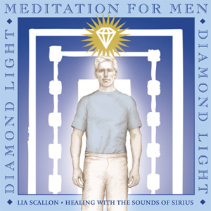 Diamond Light meditation for Men