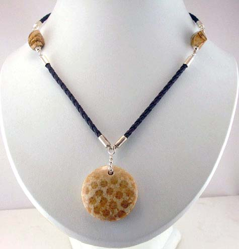 Calypso Round Necklace