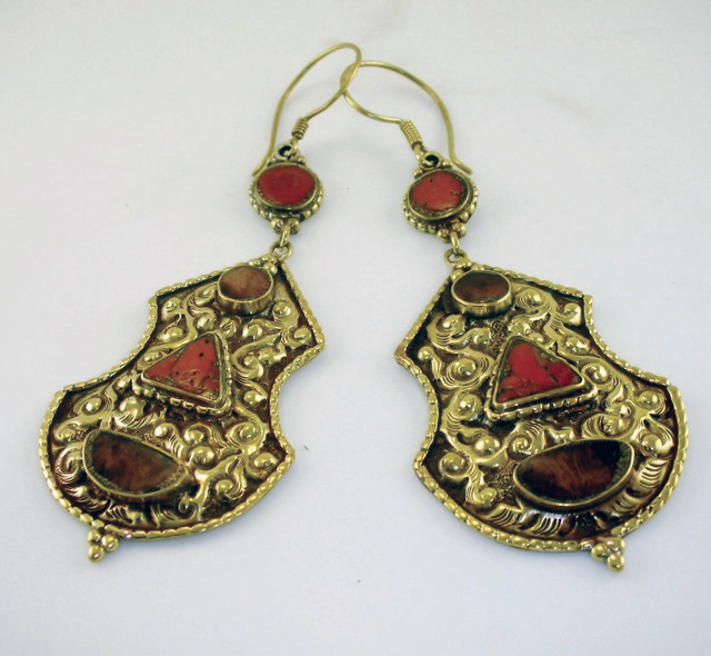 Banko Earrings