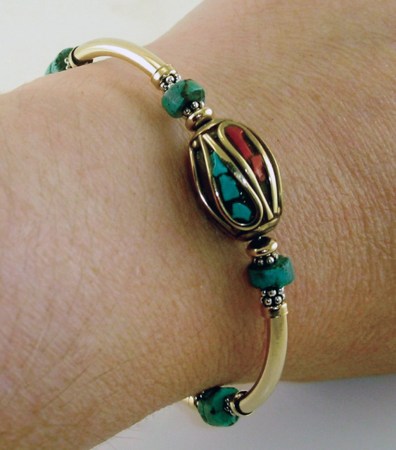 Tibetan Jewellery