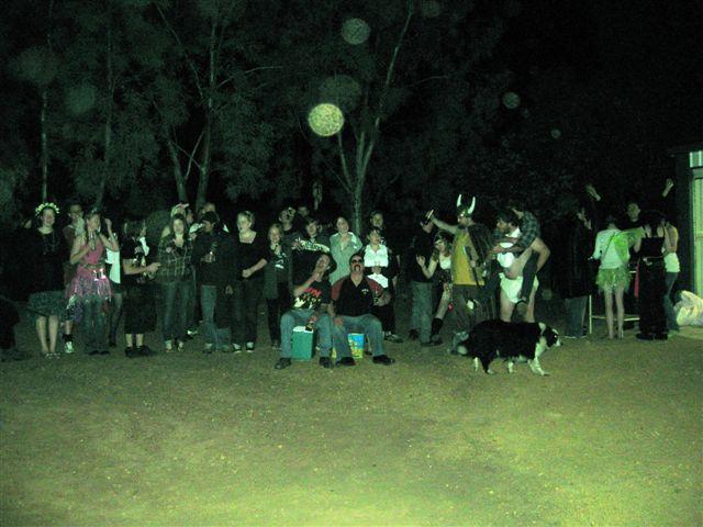 Halloween Party 08 - David Watts - York WA