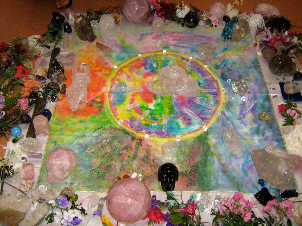 Ravenshoe-Activation-Altar---Photo-Wendy-Everett