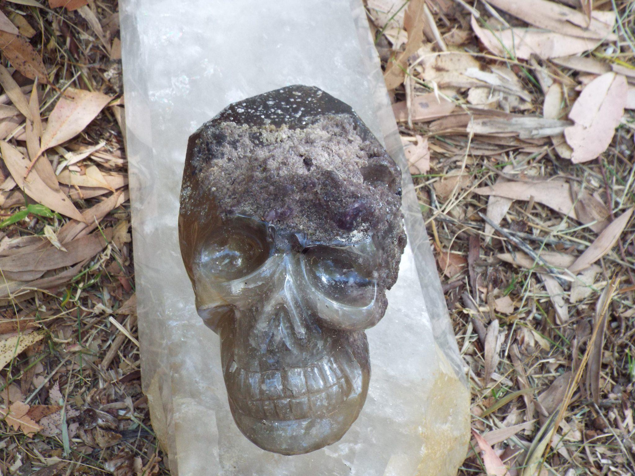 SOS Crystal Skulls