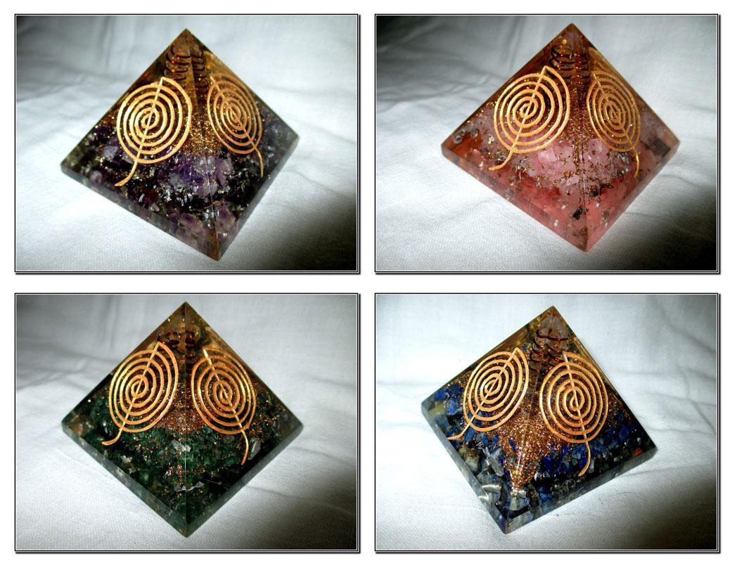Sidhe Spiral Pyramid