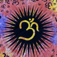 Aum Wall Hanging / Altar Cloth